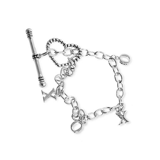 Contemporary XOXO Bracelet