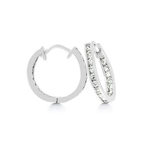 Jones Hoop Earrings - Gifts from DT