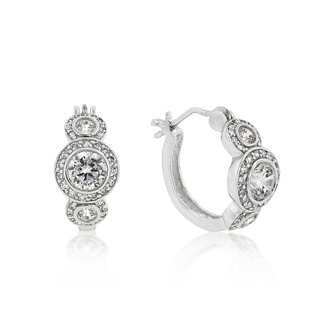 Classic Legacy Earrings Designer Jewelry Store