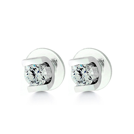 Brilliant Set CZ Earrings - Jewelry Sale