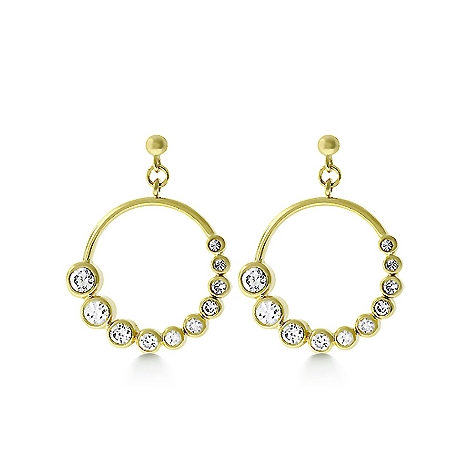 Grecian Goddess CZ Earrings - Perfect Jewellery Gift