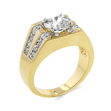 Barracuda CZ Ring - Jewelry Sale