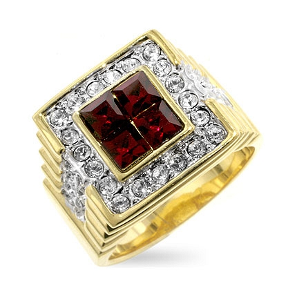 TRUE Blood CZ Ring - A Gift with Passion