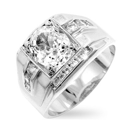 Mustang CZ Ring From DT Jewelers