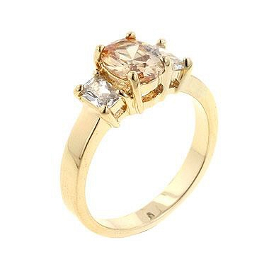 St. Bart's Engagement Ring - Perfect Jewelry Gift