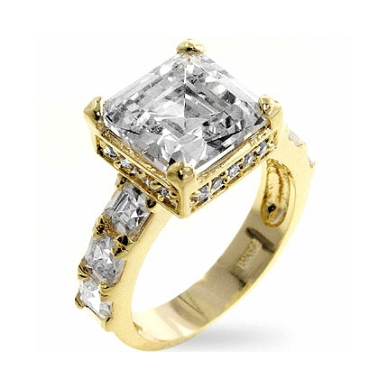 Music Box Engagement Ring From DT Jewellers