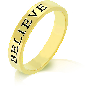 Antique Believe Fashion Band