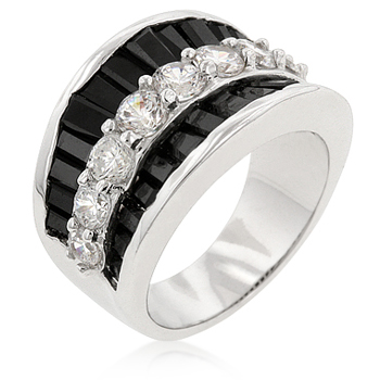 Contemporary Itza Ring - DT Jewelry Store