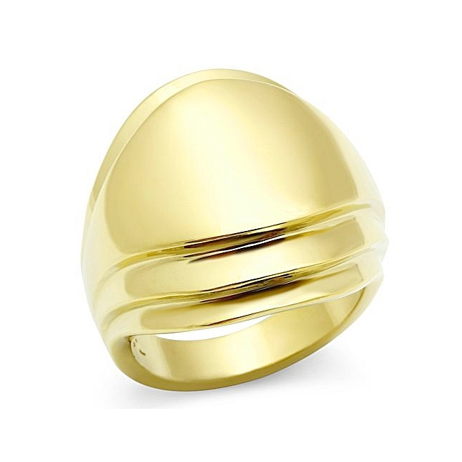 14K Gold Plated Modern Fashion Ring
