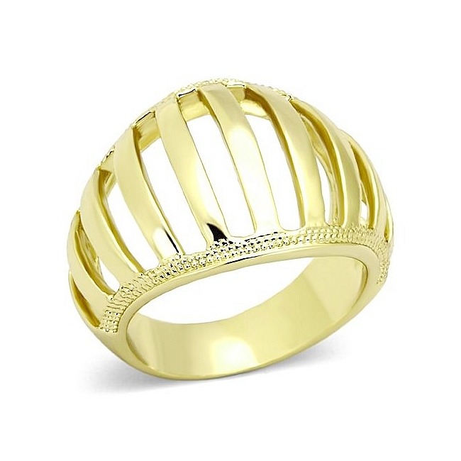 14K Gold Plated Fashion Ring