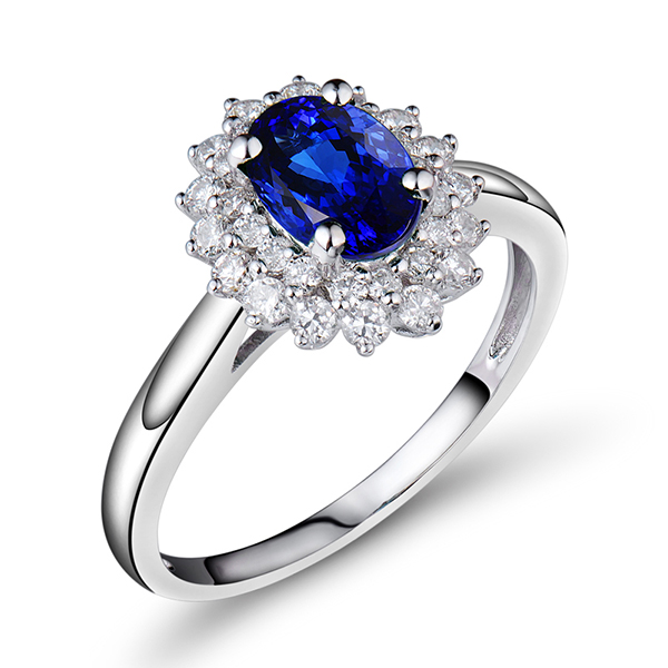 tanzanite engagement of rings comfortable attachment wedding gold and diamond ring white