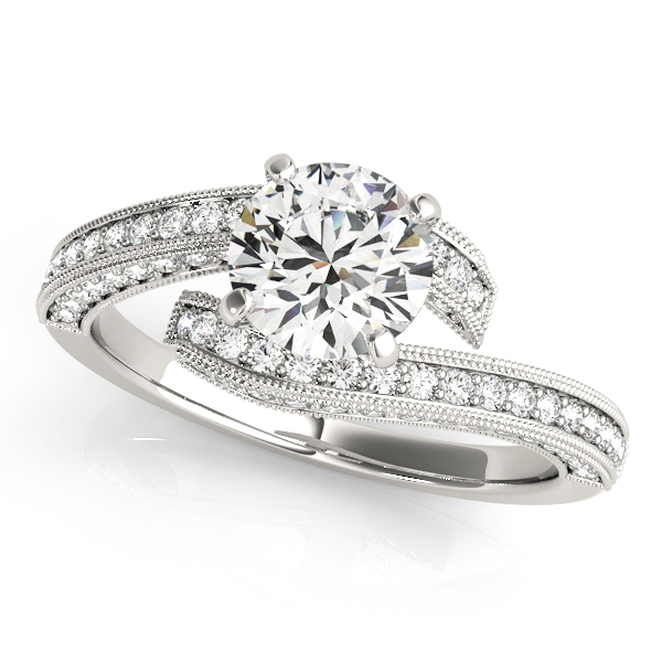 Extraordinary Diamond Engagement Ring