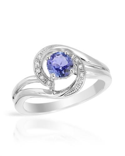 tanzanite gemstone ring