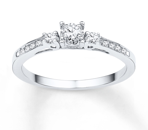 And Yet This Ring Is One Of The Most Unique Engagement Rings Under 500 Manufactured By Encore Dt