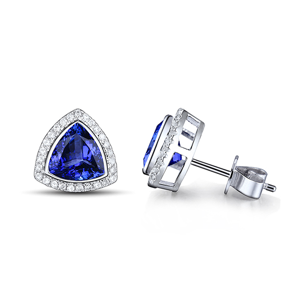 blue img sapphire trillion rose audry earrings