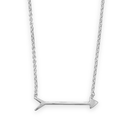"16"" Arrow Design Necklace"
