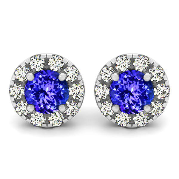 Tanzanite Earrings for Women